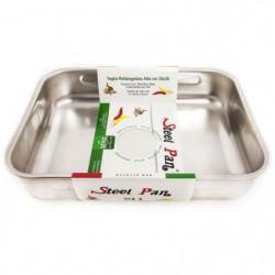 STEEL PAN SP11221 Plat à four