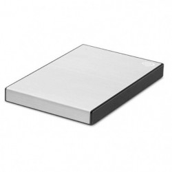 SEAGATE Disque dur externe Backup Plus Portable 4 To Argent
