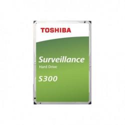 TOSHIBA - Disque dur Interne - S300 - 4To - 7 200 tr/min
