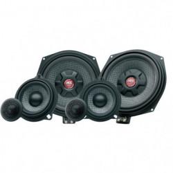 MTX Haut-parleurs kit 3 voies TX6BMW - 20 cm - 150W