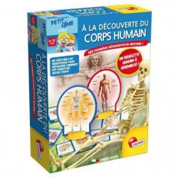 LISCIANI GIOCHI Decouvre le corps humain