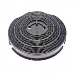 Filtre a charbon rond Ø 235 x H 35 mm