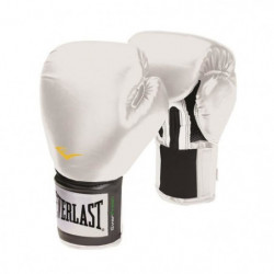 EVERLAST Gants de boxe Prostyle Training - Blanc - 8 Oz