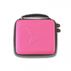 Housse de protection rose Steeplay pour 2DS