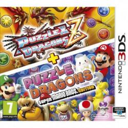 Puzzle & Dragons Z et Super Mario - Jeu Nintendo 3DS