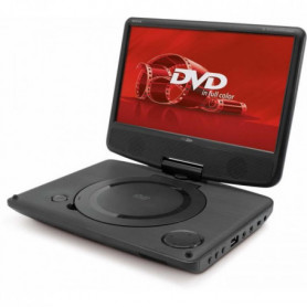 "CALIBER MPD 109 Lecteur DVD portable 9"" TFT LED"