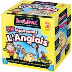 BRAINBOX  Apprenons Anglais - Jeu d'apprentissage