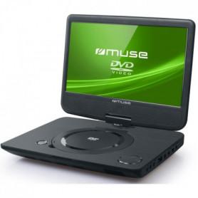 """MUSE M1070DP Lecteur DVD portable - Écran 10"""""""