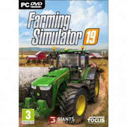 Farming Simulator 19 Jeu PC