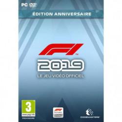 F1 2019 Édition Anniversaire Jeu PC