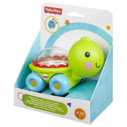 FISHER-PRICE - Tortue - Ami Jungle a Roulettes