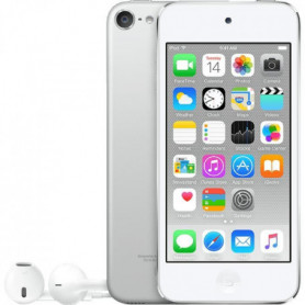 APPLE iPod Touch 128GB - Argent