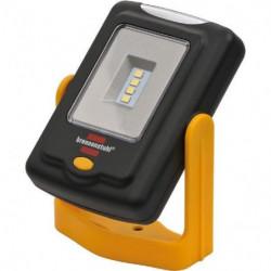 BRENNENSTUHL Lampe de poche portable 4+3 SMD LED