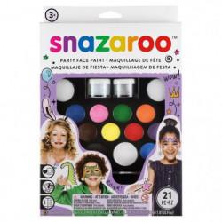 SNAZAROO Palette spécial fetes