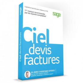 Ciel Devis Factures 2019