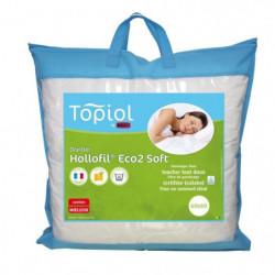 TOPIOL by DODO Oreiller Hollofil Eco² Soft - 60 x 60 cm