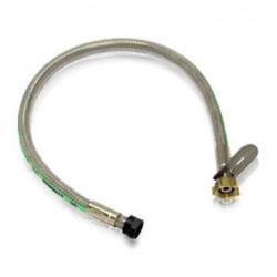 BRASERO TYPE LI70 Lyre inox butane-propane NF haute pression