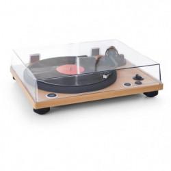 Thomson TT450BT Tourne Disques - Bluetooth -  Bois Clair