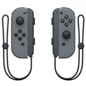Manettes Joy-Cons Grises pour Console Switch