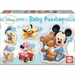 MICKEY Puzzle Baby Mickey
