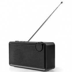 CALIBER HPG334DAB/B Radio portative DAB+/FM