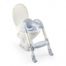 THERMOBABY Reducteur de wc kiddyloo - Fleur bleue