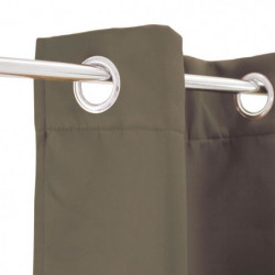 Rideau occultant Strong - 140 x 250 cm - Taupe