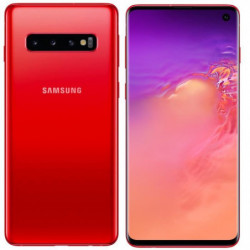 Samsung Galaxy S10+ 128 Go Rouge