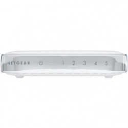 NETGEAR Switch 8 Ports GS605-400PES