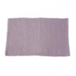 TODAY Tapis de bain Bubble - 50 x 80 cm - Poudre de lilas