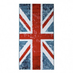 UK FLAG Tapis enfant - 80 x 150 cm - Polypropylene