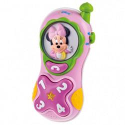 CLEMENTONI Disney Baby  - Téléphone Lumiere et Sons  Minnie