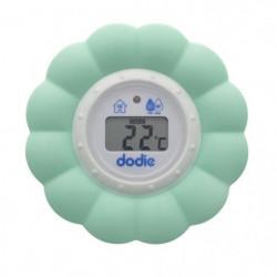 DODIE Thermometre 2 en 1 - Bain & Chambre