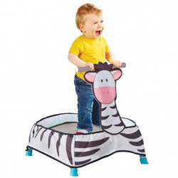 Zebre - Trampoline pour tout-petits