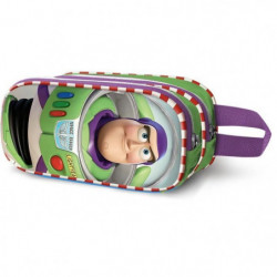 TOY STORY Trousse Double 3D Buzz