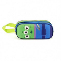 TOY STORY Trousse Double 3D Alien