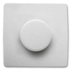 Interrupteur Variateur 60 a 300 W vis + griffes Diwone Blanc