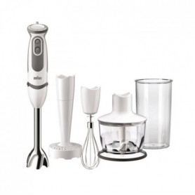 BRAUN MQ5037 Mixeur Plongeant Identity Collection