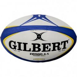 GILBERT Ballon de rugby ZENON 4.5 - Taille 4,5 - Pour école