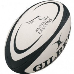 GILBERT Ballon de rugby Replica Newcastle T4