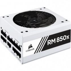 CORSAIR Alimentation RM850X Blanc entierement modulaire 850W