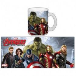 Mug Marvel - Avengers L'ere d'Ultron: Groupe