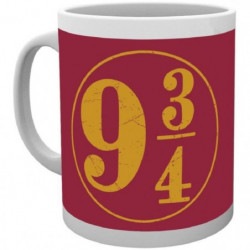 Mug Harry Potter : 9 3/4