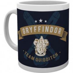 Mug Harry Potter : Team Quidditch