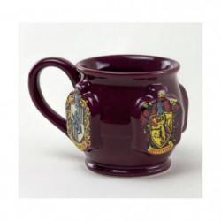Mug 3D Harry Potter : Crests