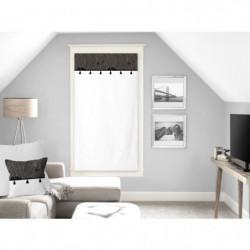 SOLEIL D'OCRE Brise bise Oasis - 100% coton - 60 x 120 cm