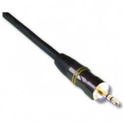 LINEAIRE Câble jack 3 metres - 3.5 mm mâle / mâle