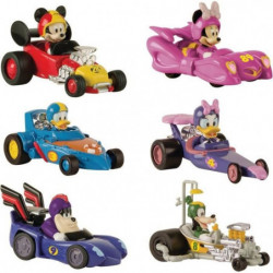 MICKEY ROADSTER RACERS Voiture Dingo Pack Mickey & Ses Amis
