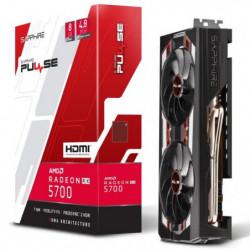 SAPPHIRE Carte graphique Radeon RX 5700 Pulse 8 Go OC