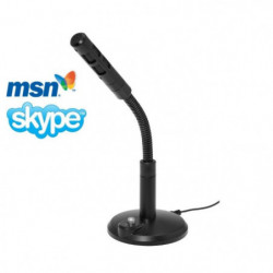Bluestork microphone sur pied FLEXI MIC